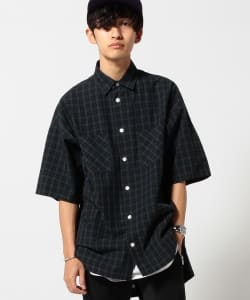 VAPORIZE / Big Short-sleeve Shirt