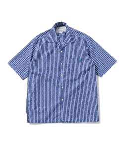 【WEB限定】THE DAY × BEAMS PLUS / 別注 ボクシー キャンプ シャツ