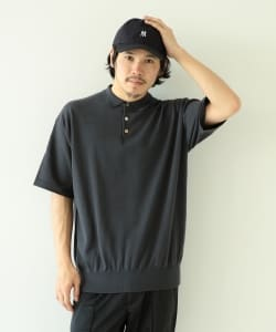 【予約】Crepuscule × BEAMS T / 別注 Polo