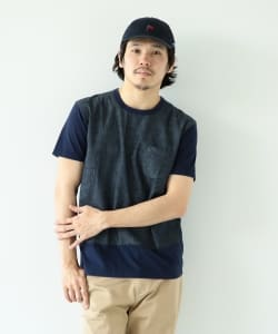 【予約】ALOYE / Shirts Fabric Denim