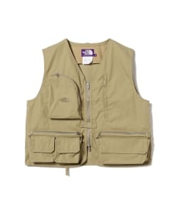 THE NORTH FACE PURPLE LABEL / 65/35 Angler Vest