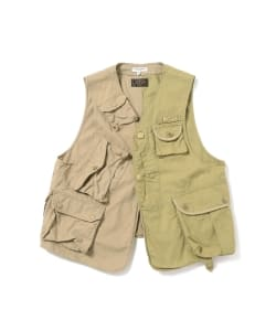 ENGINEERED GARMENTS×BEAMS PLUS / 別注 MILSPO VEST