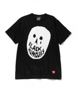 【SPECIAL PRICE】BLACK HUMOURS / BIG SKULL Tシャツ