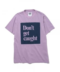 ROUNDEL LONDON / Don't get caught Tシャツ