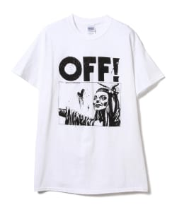 OFF! / SATAN DID NOT APPEAR T-SHIRT