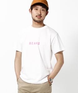 BEAMS / BEAMS Logo Tee