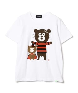 The Wonderful! design works. / Horror Bear Tee