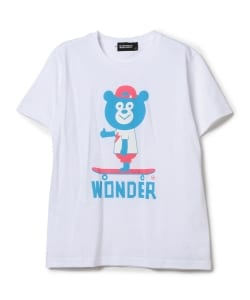 The Wonderful! design works. / Skate Bear Tee