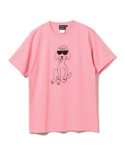 GOODHOOD × BEAMS T × Ken Kagami / A Dog Tee