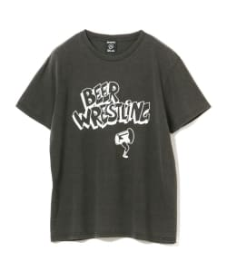 TACOMA FUJI RECORDS / BEER WRESTLING Tee