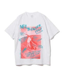 FACT. × Arkitip / Grant Brittain Capsule Collection Tee (Neil Blender)