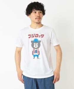 【WEB限定】FUJI ROCK FESTIVAL'17 × BEAMS / The Wonderful! design works. FES BEAR Tee