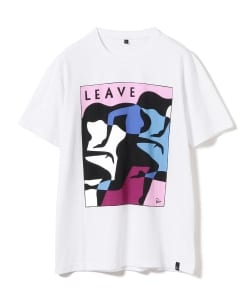 by Parra / Leave Short Sleeve Tee