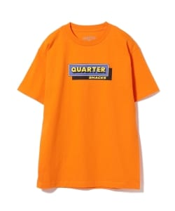 QUARTER SNACKS / Cafe Tee