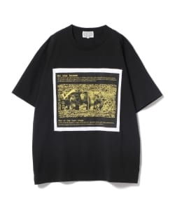 C.E / No One Know Panel Tee