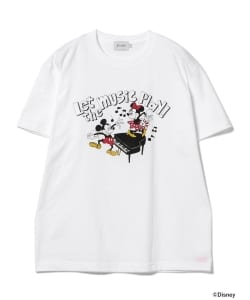 Yusuke Hanai / Let The Music Play T-shirt