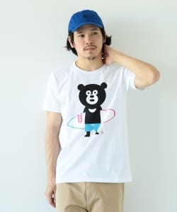 【予約】The Wonderful! design works. / Surfer Bear Tee