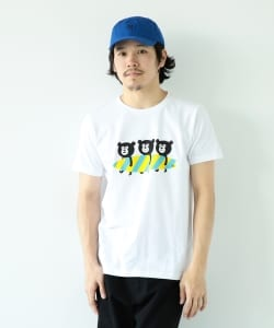 【予約】The Wonderful! design works. / Surf Bears Tee