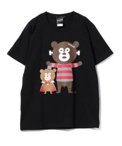 【SPECIAL PRICE】The Wonderful! design works. / Horror Bear Tee