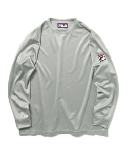 【タイムセール対象品】FILA×MIN-NANO / Long Sleeve