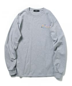 【タイムセール対象品】Diaspora Skateboards×BEAMS T / 別注 LONG SLEEVE Tee