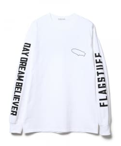 "F-LAGSTUF-F / ""DAY DREAM BELIEVER"" Long Sleeve 1"