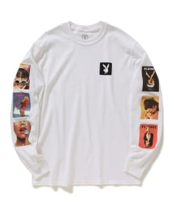 【予約】GOODWORTH × PLAYBOY / カバーLong Sleeve