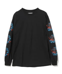 Evisen Skateboards / TARO LONG SLEEVE T-SHIRT