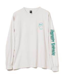 BRAIN-DEAD × BEAMS T / 別注 Cry Baby Long Sleeve Tee