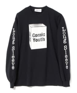 NuGETEE / COMIC YOUTH Long Sleeve Tee