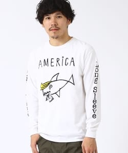 NuGgETee / AMERiCA Long Sleeve