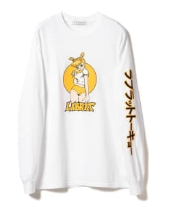 LABRAT / School Long Sleeve Tee