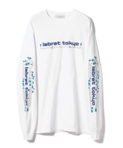 LABRAT / Join The Future Long Sleeve Tee