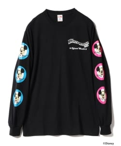 VOTE MAKE NEW CLOTHES / Mickey Mouse Club Long Sleeve Tee
