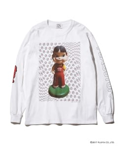 PEKO × F-LAGSTUF-F × BEAMS T / 別注 Photo Long Sleeve Tee
