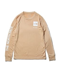 THE NORTH FACE × BEAMS / 別注 Expedition Light Crew(Men's)