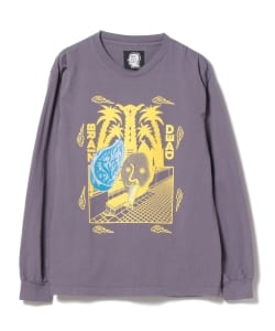 【タイムセール対象品】BRAIN-DEAD / SCUM Long Sleeve Tee