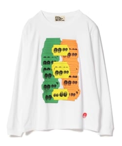 【タイムセール対象 WEB限定】BLACK HUMOURS by Jody Barton / Price Sticker Long Sleeve Tee