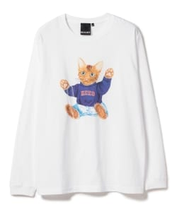 BEAMS T / Neko Long Sleeve