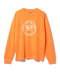 FRUIT OF THE LOOM / 別注 1851 Long Sleeve Tee