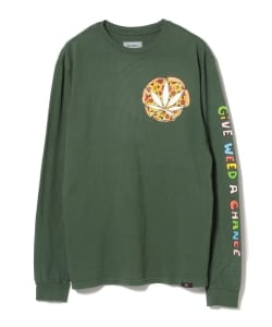 ALTAMONT × Porous Walker / Long Sleeve Tee
