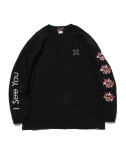 【タイムセール対象品】BEAMS for The xx / Long Sleeves Tee