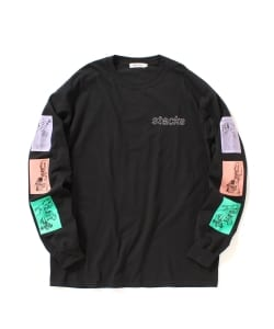BlackEyePatch / Russell Maurice Long Sleeve Tee