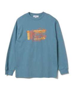 Dunno / E.M.S Long Sleeve Tee