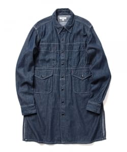 ENGINEERED GARMENTS×BEAMS PLUS / 別注 WORK LONGSHIRT