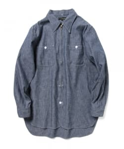 MOJITO / SILVER CREEK SHAMBRAY SHIRT