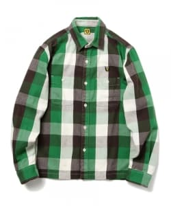 HUMAN MADE / HUMAN MADE CHECK SHIRT