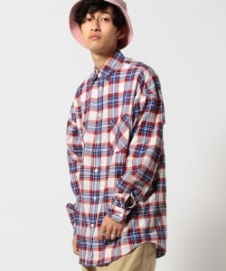 VAPORIZE / Loose Long-sleeve Shirt