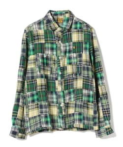 HUMAN MADE / PATCHWORK SHIRTS