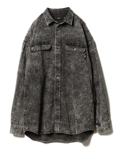 【予約】VAPORIZE / 6oz Denim Shirt
